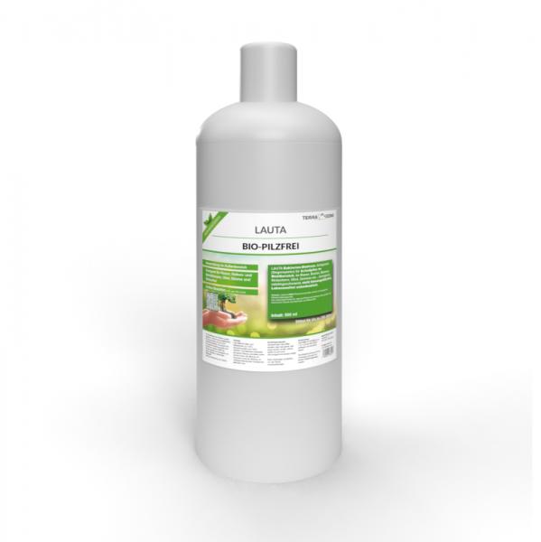 TerraDomi Lauta Pflanzenhilfsmittel gegen Pilze I Pilz-Frei im Blattbereich I Bekämpfung von Pilzkra