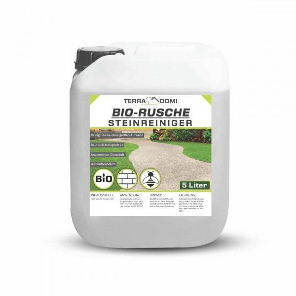 BIO Rusche - 5 Liter Steinreinger für 250m²